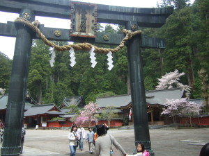 二荒山神社 Futarasan shrine